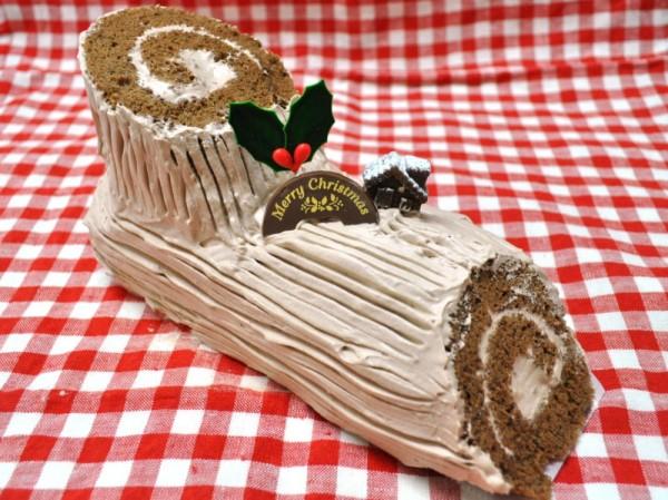 クリスマスレシピ:ブッシュ・ド・ノエル