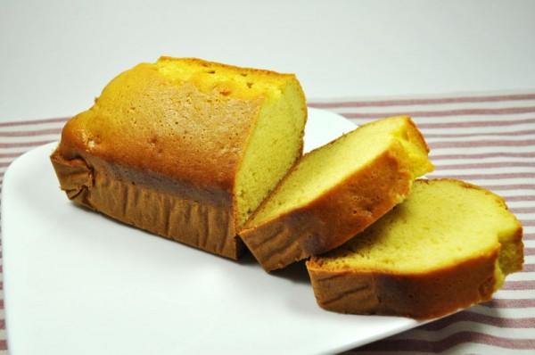お菓子レシピ:簡単!お米のパウンドケーキ