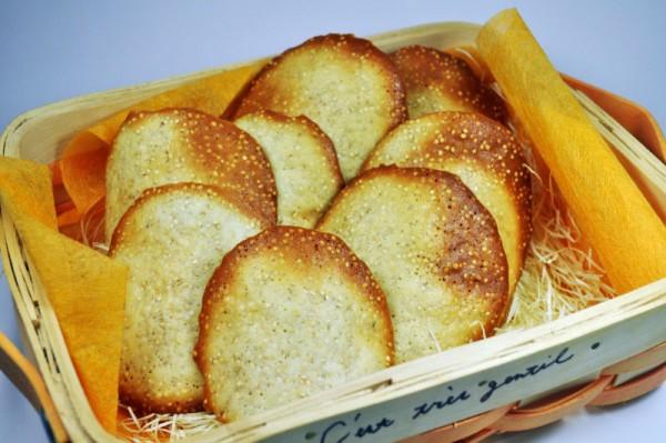 キンワを使ったレシピ:チュイール