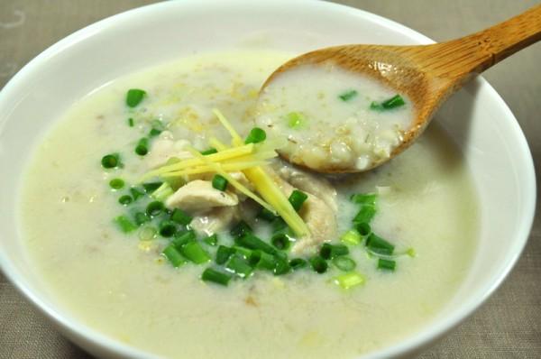 雑穀の白湯粥
