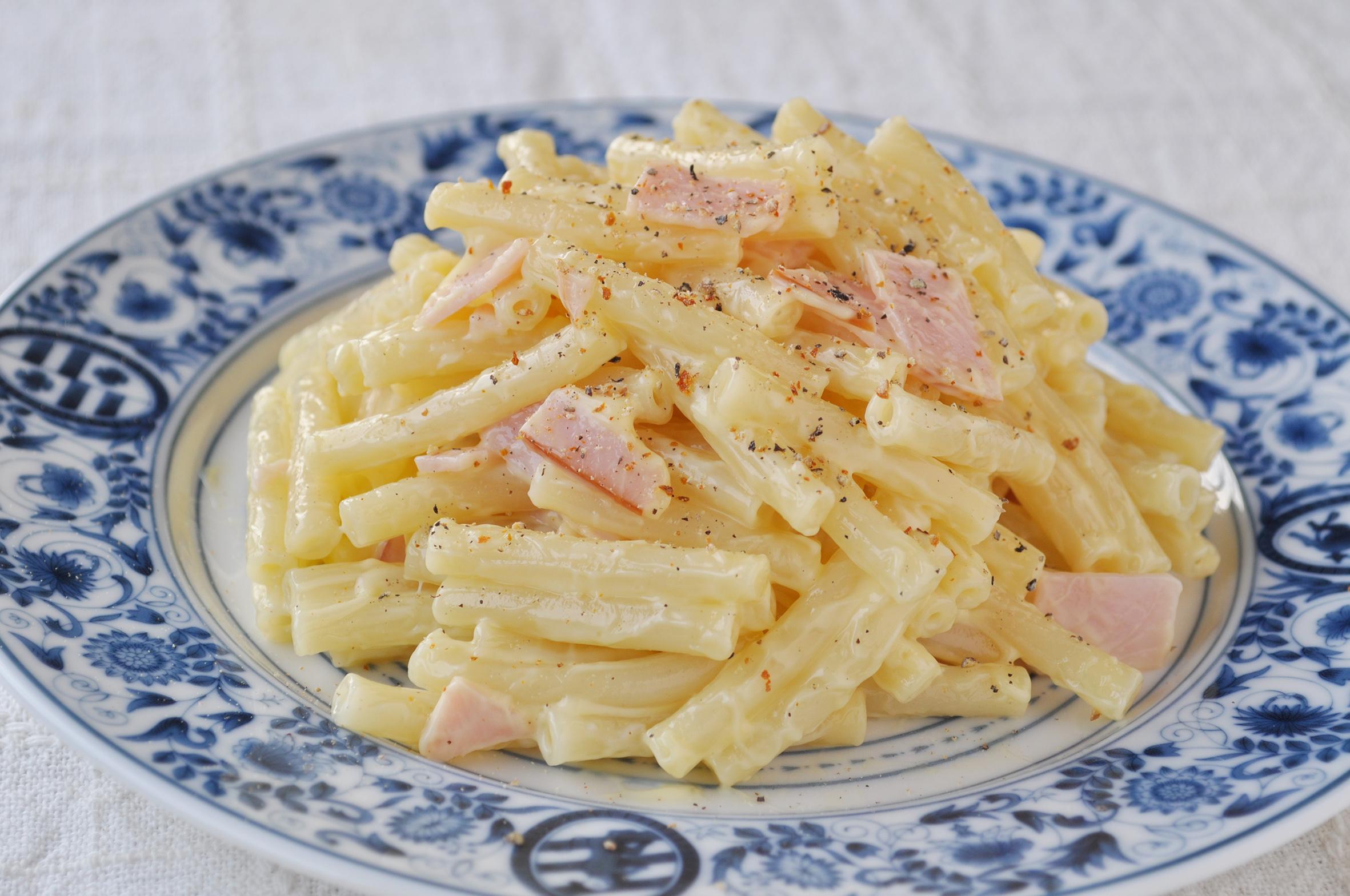 リメイク マカロニ サラダ